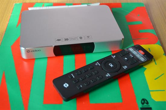 Zidoo X9 – Android Media Player i Video Recorder w jednym(Polish)